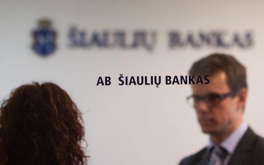 Часть Ūkio bankas – в Šiaulių bankas, остальную ждет банкротство