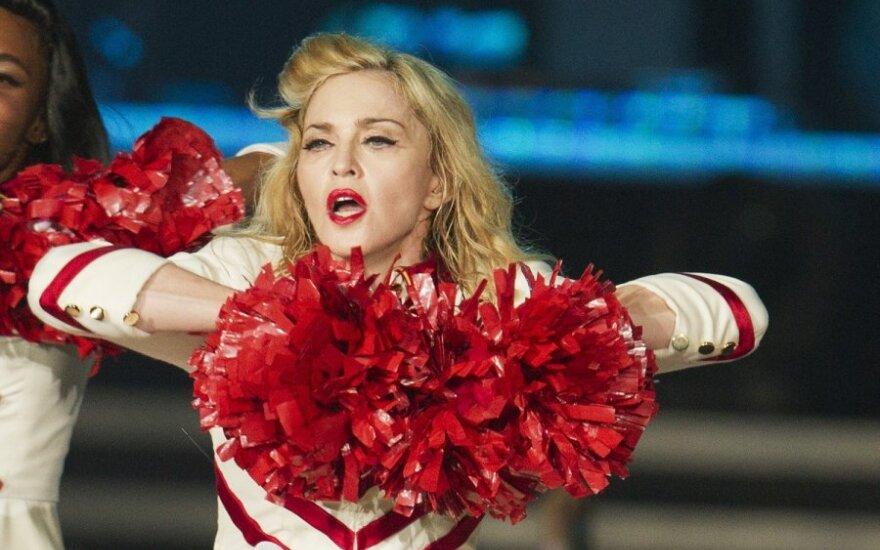 Мадонну вызвали в суд Петербурга по делу о пропаганде гомосексуализма