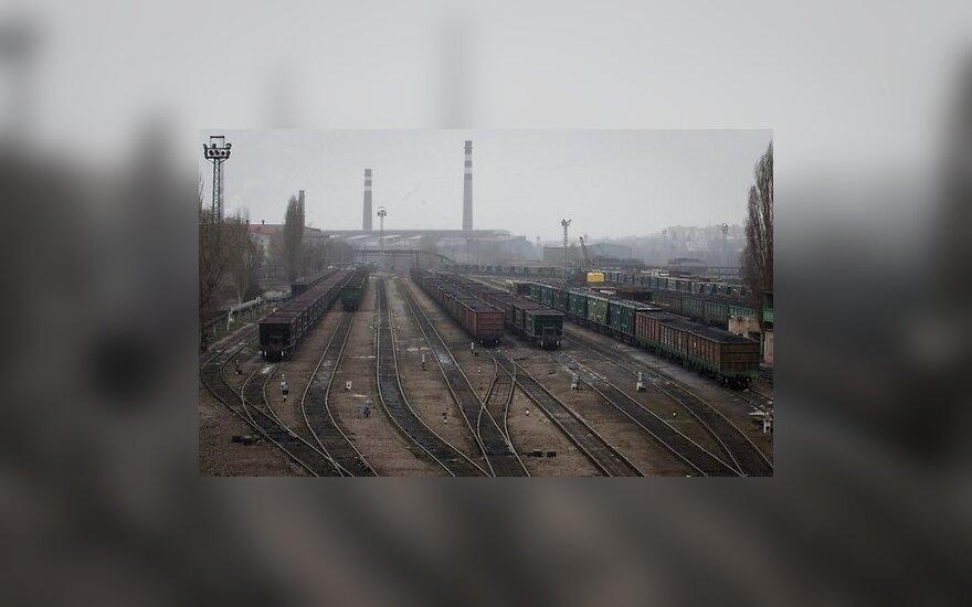 ФОТО: в Донецке неизвестные подорвали 1 января железнодорожный мост