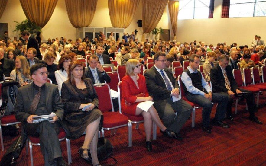 Baltarusijoje tildomi mokslininkai turi progą atsiskleisti Kaune