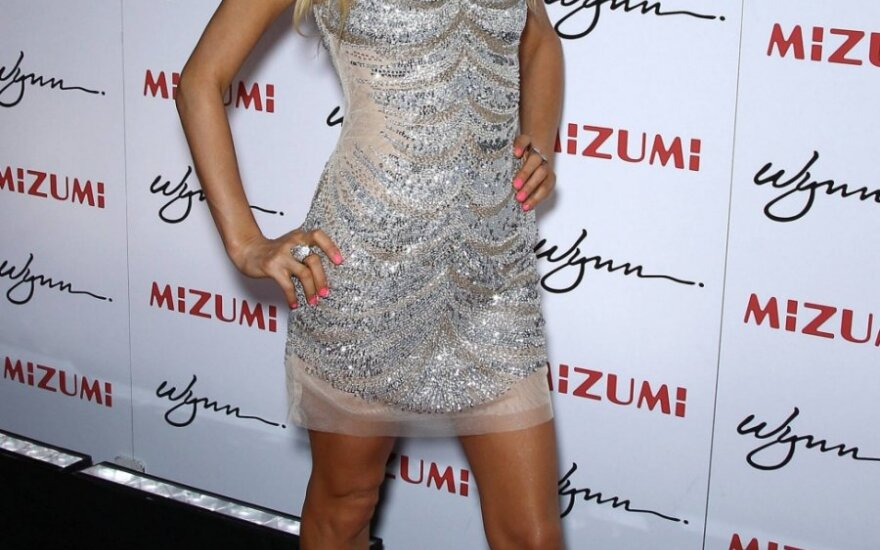 Paris Hilton niemile widziana na Sundance