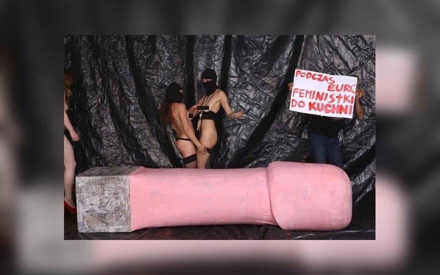 Польские проститутки просят украинок не мешать им зарабатывать во время Евро