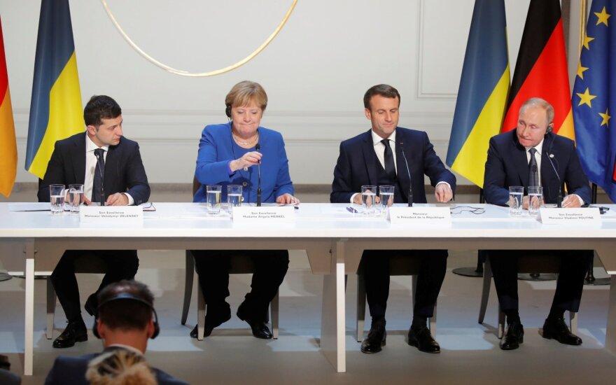Normandijos ketverto susitikimas
