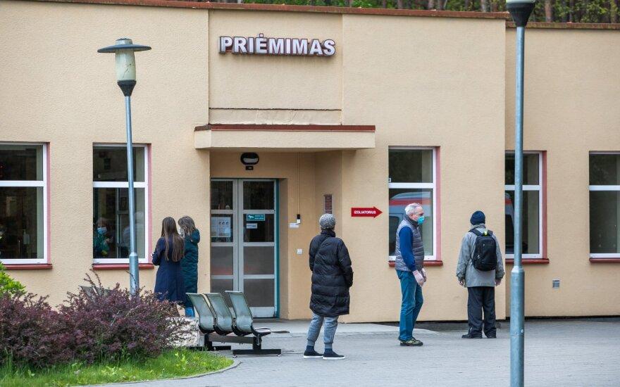 В Литве зарегистрировали 3 новых случая коронавируса