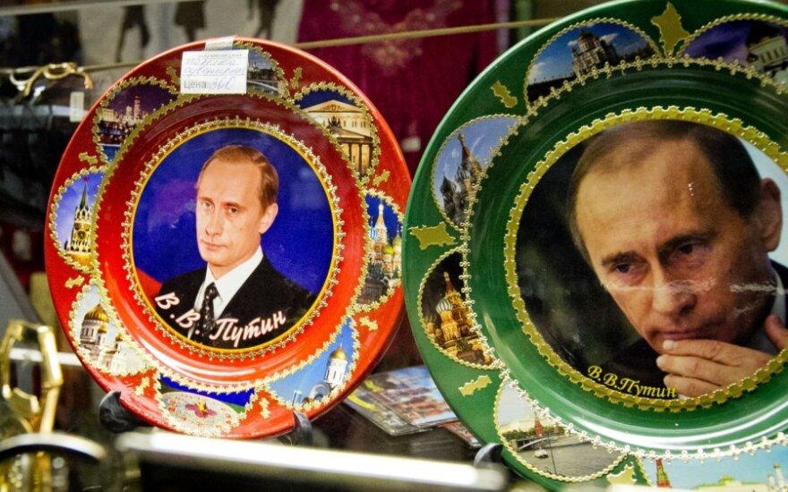 Предвыборный расклад в России: Путин без пяти минут президент?