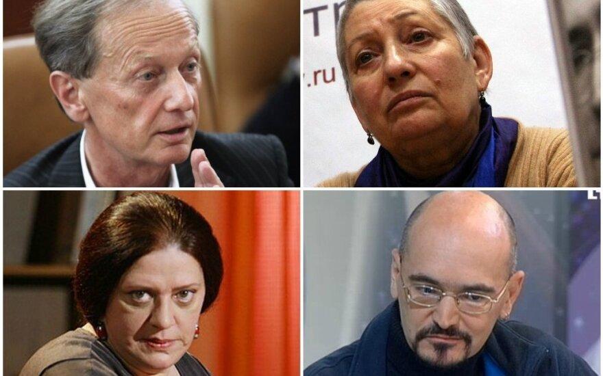 """Русские писатели выбирают между """"в"""" или """"на"""" Украине"""