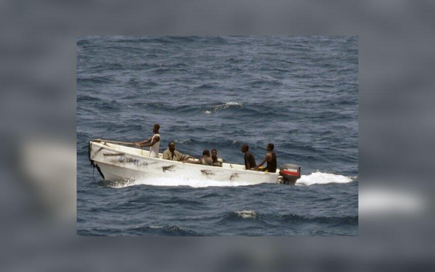 Сомалийские пираты пытают украинских пленников