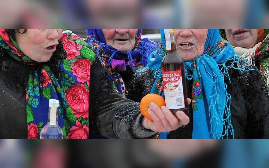 Цены на белорусскую водку выросли на пять процентов