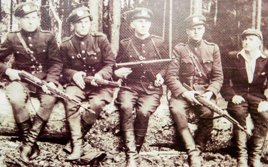 """Paroda """"Karas po karo: ginkluotasis antisovietinis pasipriešinimas Lietuvoje 1944–1953 m."""""""