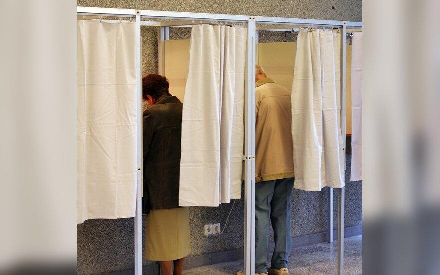 Рекорд: за Д.Грибаускайте проголосовал почти миллион