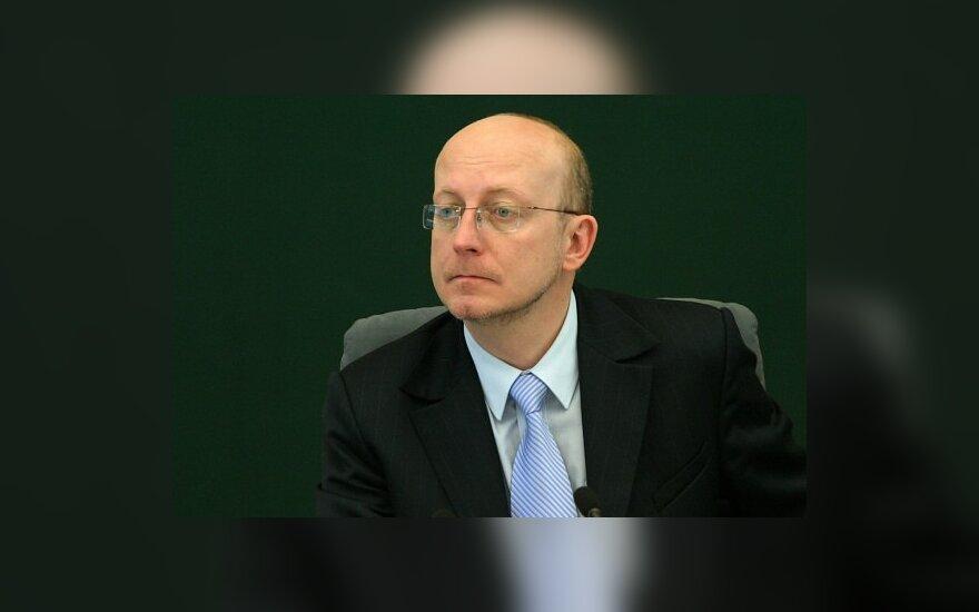 В. Томкус у себя дома встречался с А.Валинскасом
