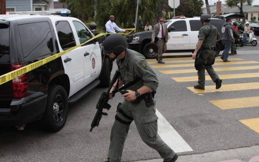 Šaudynės Kalifornijoje