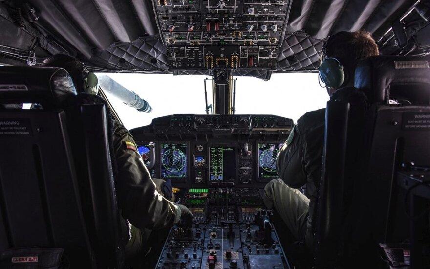 """Baltijos regiono oro erdvėje vyks NATO šalių ir partnerių pratybos """"Ramstein Alloy 19-2"""""""