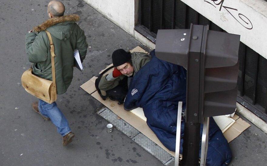 Бездомные не хотят перемен