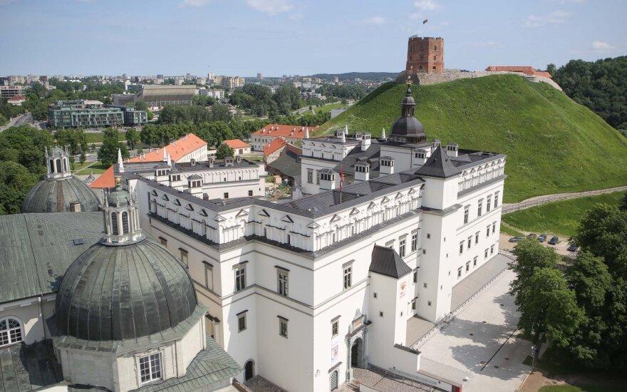 В Вильнюсе - экскурсии на украинском языке