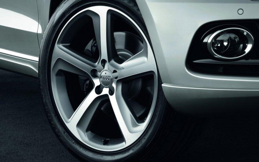 Модель Q2 cтанет самым доступным кроссовером марки Audi