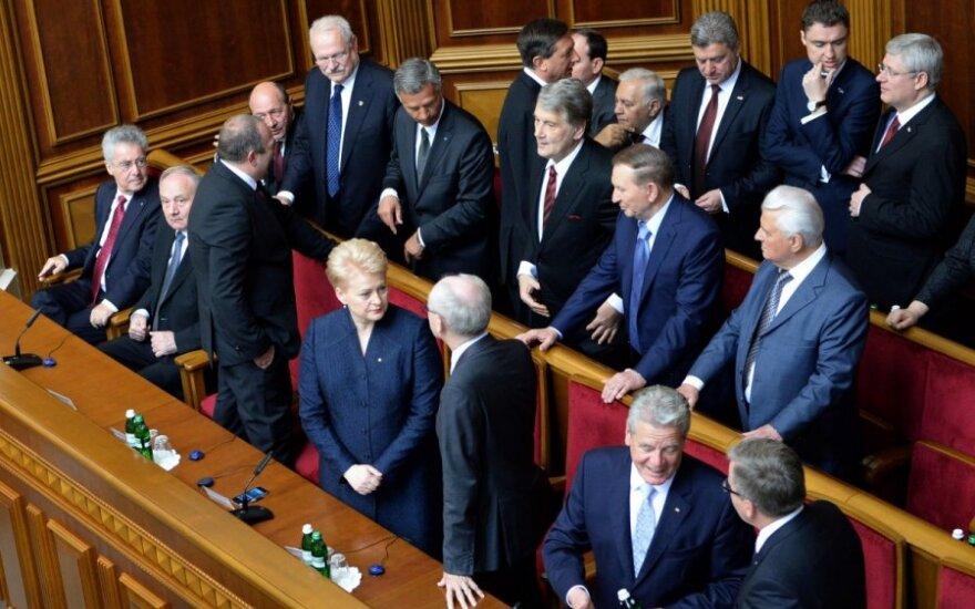 Грибаускайте из Украины: как Европа будет реагировать на экономическое давление России