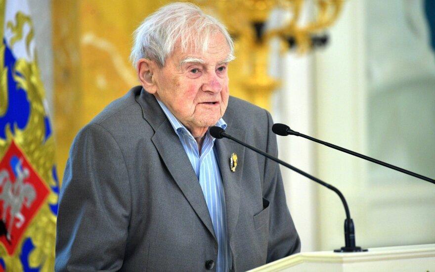 Умер писатель Даниил Гранин
