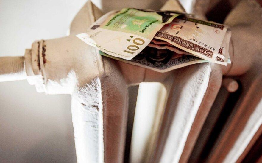 Висагинас без АЭС: родители Шуклина платят за отопление 1200 литов