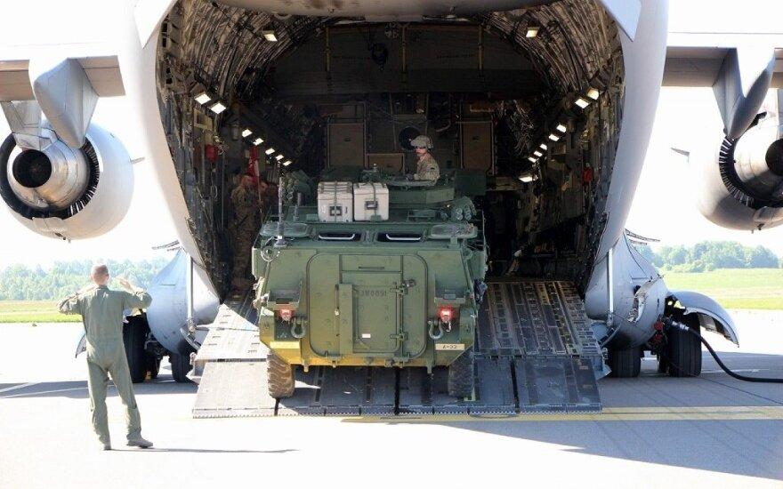 Американский генерал: российским силам на границе Литвы мы готовим сюрприз