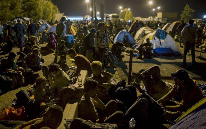 Спецслужбы Германии изучают сценарий закрытия балканских границ