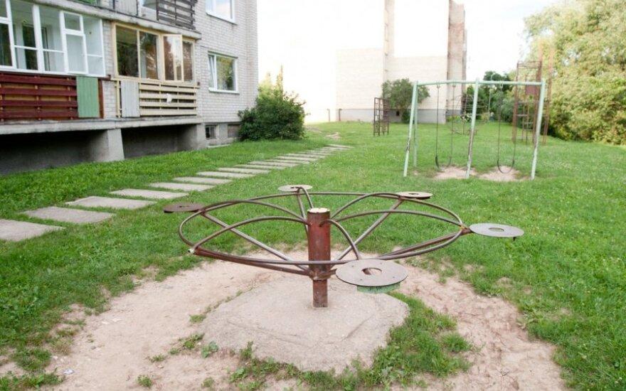 Клайпедчан ждет новый налог - будут платить за уборку дворов