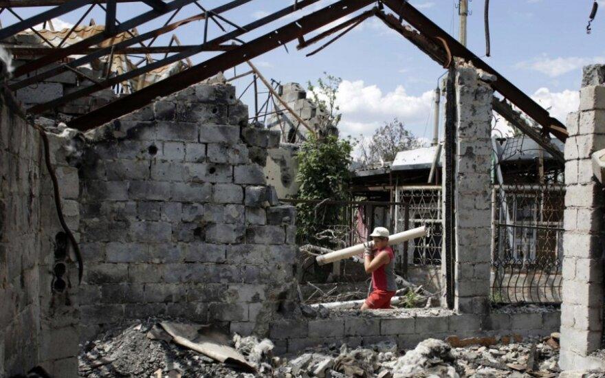 Ситуация на востоке Украины остается сложной