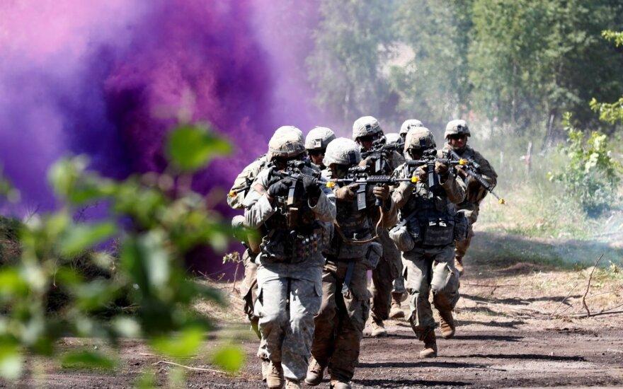 В Латвии начались крупнейшие после восстановления независимости военные учения