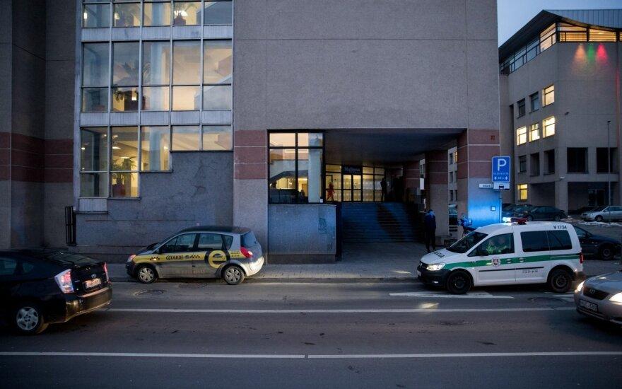 В Вильнюсе автомобиль такси сбил ребенка