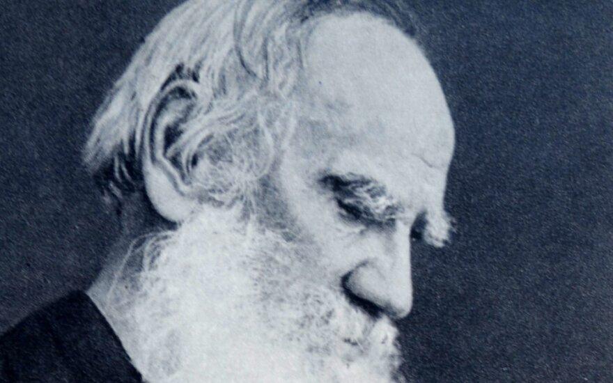 Levą Tolstojų įkvėpė Puškino dukros grožis