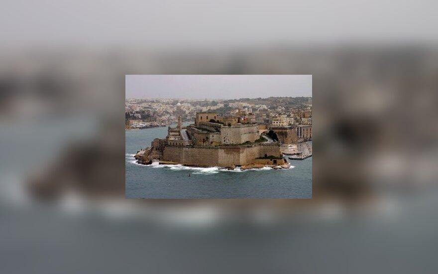 Malta, Valeta, Maltos ordinas.