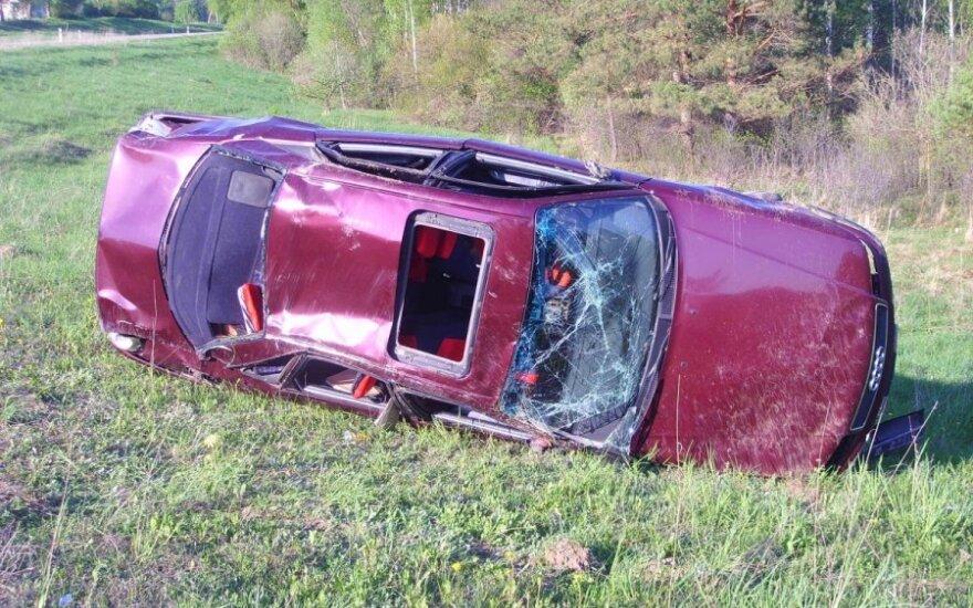 Policja: Nikt nie zginął na litewskich drogach