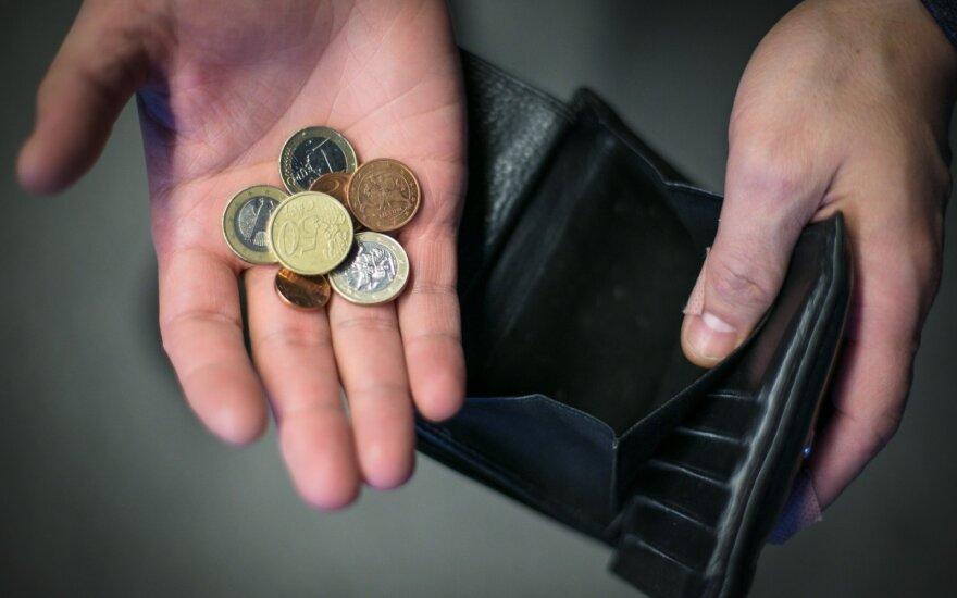 """""""Евростат"""": в декабре годовая инфляция в Литве составила 2%"""