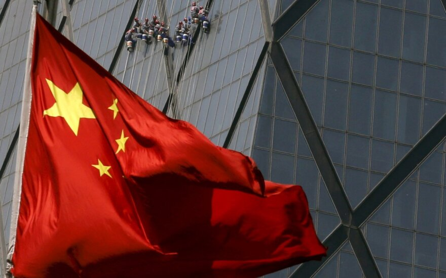 МИД Китая: дипломаты в Литве законы не нарушали