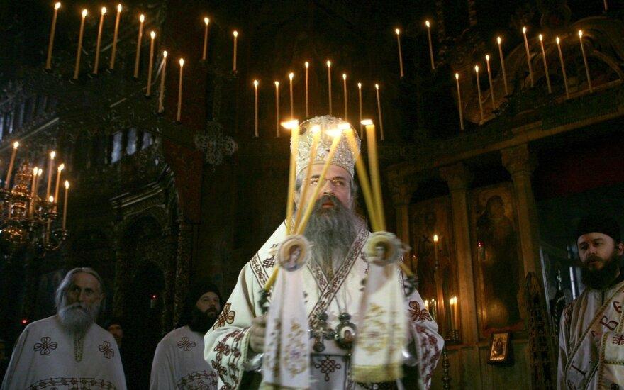 Православное Рождество: праздничную литургию из Вильнюса будут транслировать по ТВ