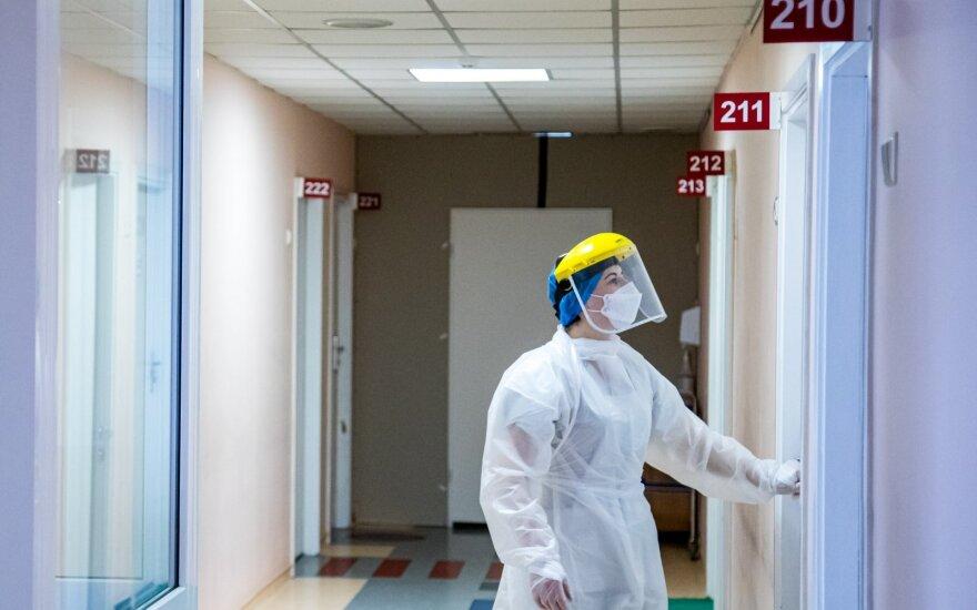 Вице-мэр: в Вильнюсе коронавирус установили у ученика начальной школы