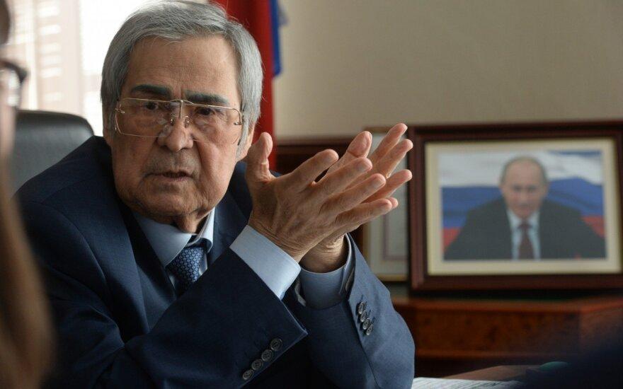 Бывший губернатор Аман Тулеев получил депутатский мандат