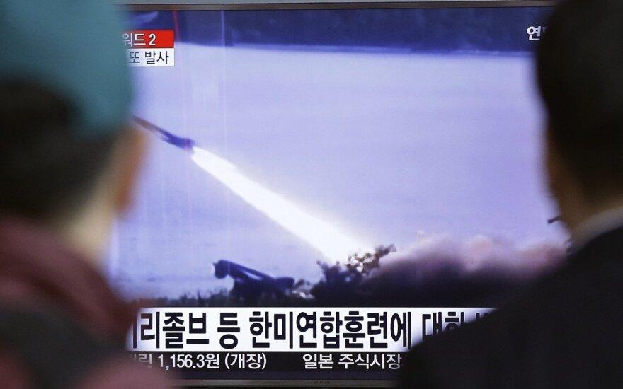 Сеул: КНДР снова провела неудачный запуск баллистической ракеты