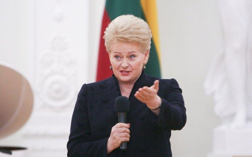 Президент Литвы: очень вероятно, что Литва станет 19-м членом еврозоны