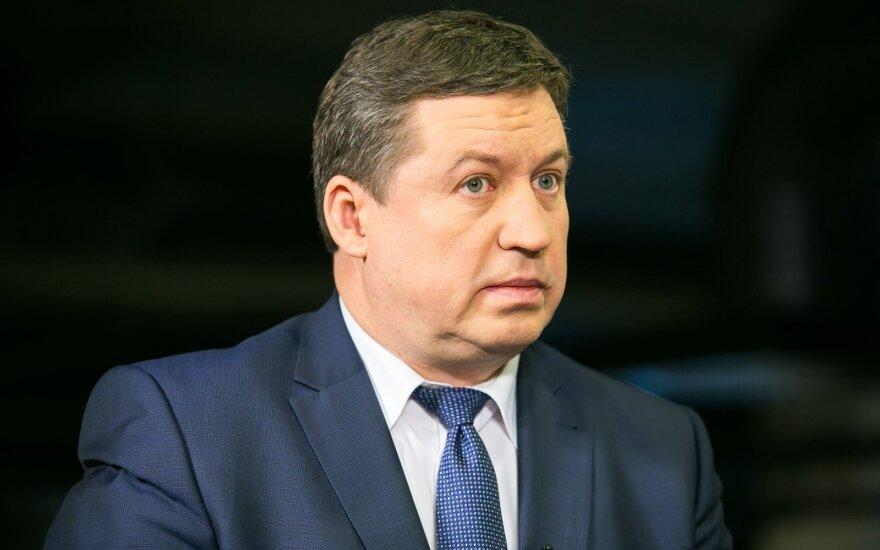 Хакерская атака: взломали литовский портал и оклеветали министра обороны Литвы