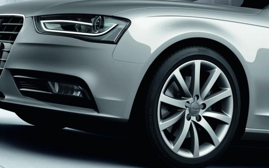 Новая Audi A4 станет больше и легче