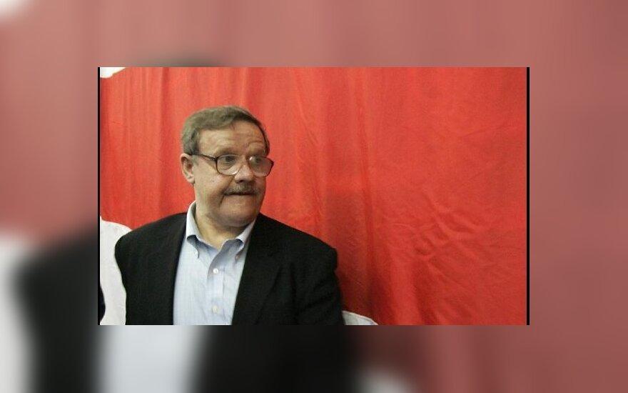 В Минске скончался известный оппозиционер Виктор Ивашкевич