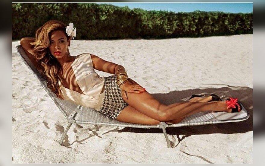 Paskudna grubaska Beyoncé