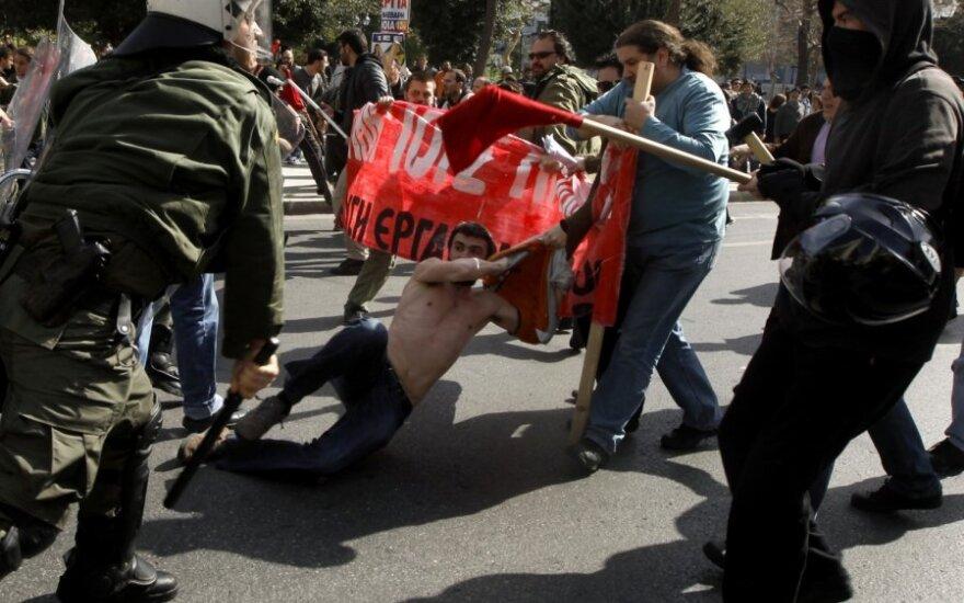 Grecja: Niemcy muszą zapłacić za drugą wojnę światową