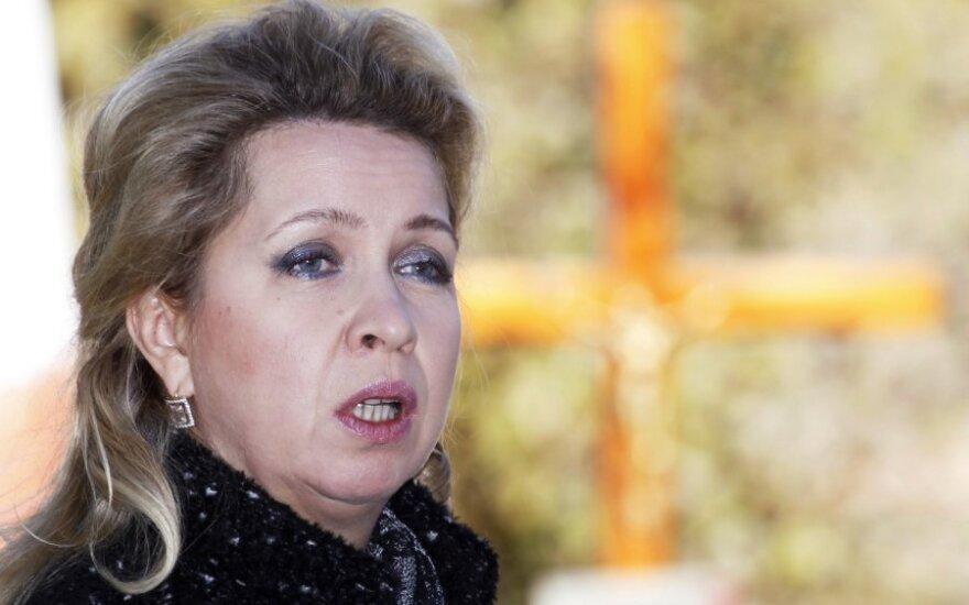 Светлану Медведеву зовут возглавить слет блондинок в Сочи