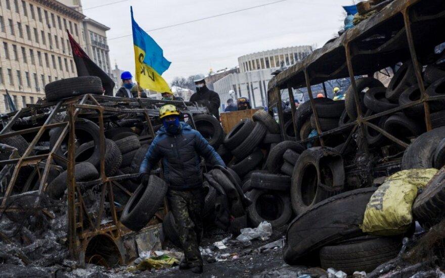 На Украине освободили всех задержанных оппозиционеров