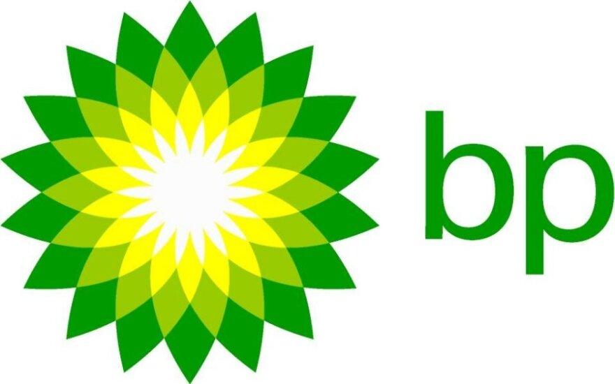 Логотип компании British Petroleum