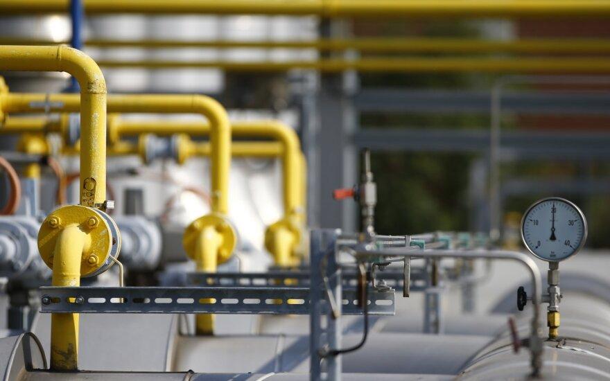 Ignitis: цены на газ остаются низкими