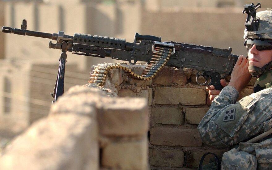 4-osios Divizijos karys Irake