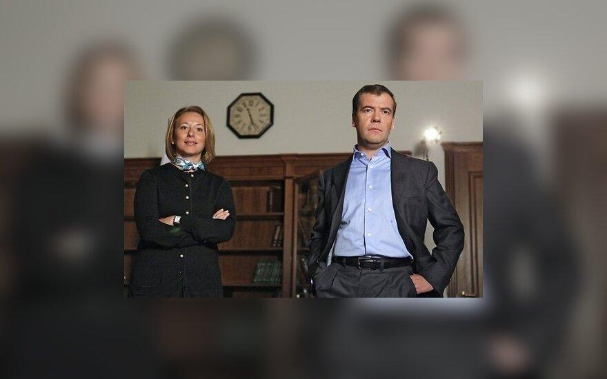 Семья пресс-секретаря Медведева купила в Юрмале дом за 1,3 млн. евро
